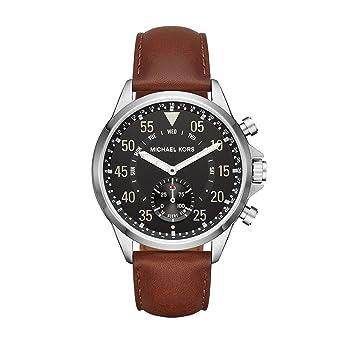 Michael Kors Smartwatch para Hombre de con Correa en Cuero MKT4001: Amazon.es: Relojes