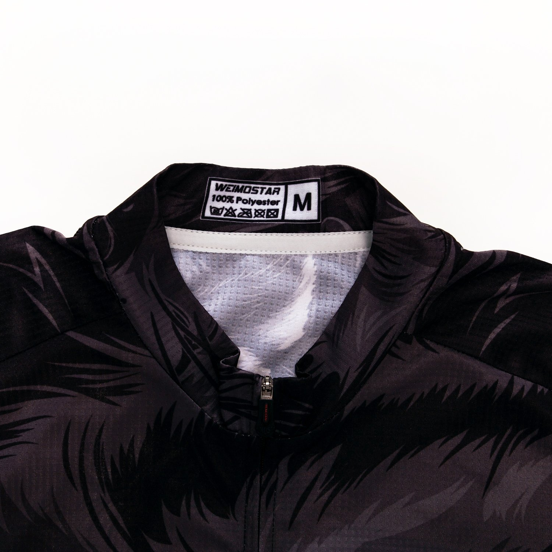 JPOJPO Mens Cycling Jersey,Bike Short Sleeve,Mountain Riding Shirt Comfortable Quick Dry