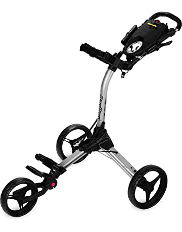 golf carts amazon golf  bag boy pact 3 push cart