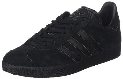 on sale ccee2 04965 adidas Mens Gazelle Gymnastics Shoes, Core Black, ...