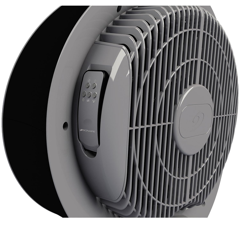 Bionaire Remote Control Power Fan 3 Speed Bff1222ar Bm Wiring Diagram Home Kitchen