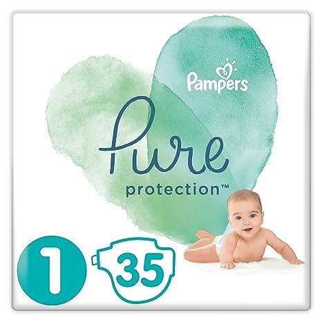 Pampers Pure Protection 81685097 pañal desechable Niño/niña 1 35 ...