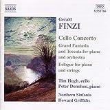 Finzi: Cello Concerto - Grand Fantasia and Toccata - Eclogue