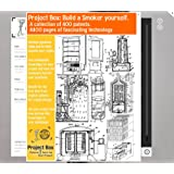 Build a Smoker yourself: Your project box includes 400 original patents as a fun way to reach your goal!