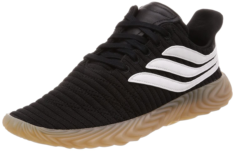 Adidas Sobakov, Zapatillas de Deporte para Hombre, Negro (Negbás ...
