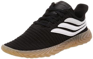 adidas Herren Sobakov Fitnessschuhe, Schwarz (Negbás/Ftwbla/Gum3 000), 46 EU