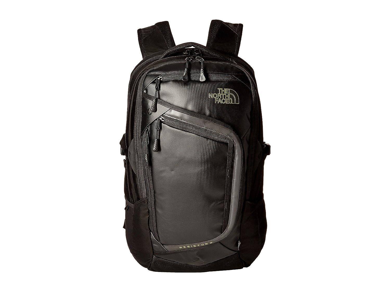 [ザ ノースフェイス] The North Face レディース Resistor Charged Backpack バックパック TNF Black [並行輸入品]   B01MXOMFN4