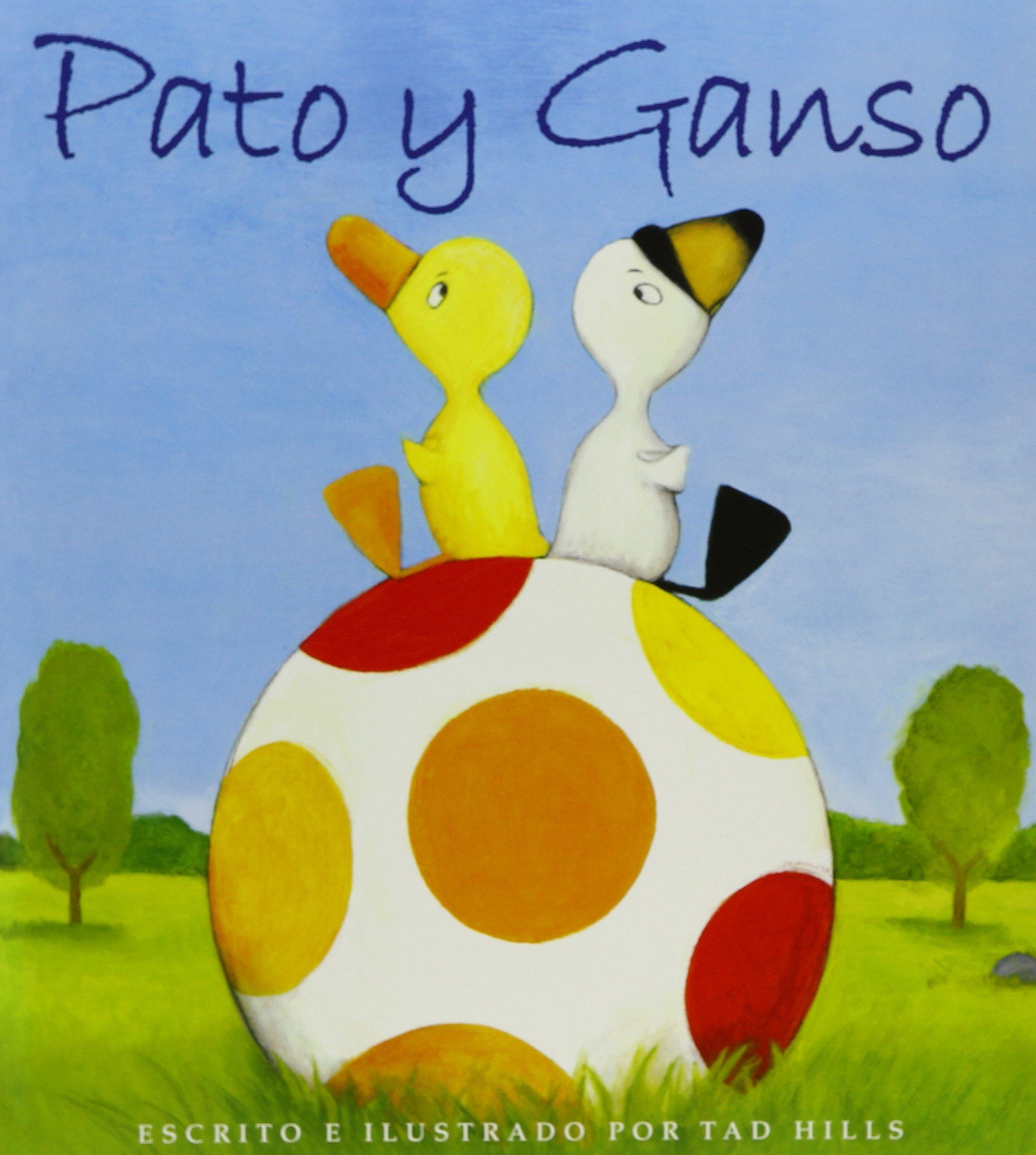 Senderos Estándares Comunes: Read Aloud Grade K Pato y Ganso (Unit 4, Book 20) (Spanish Edition) PDF