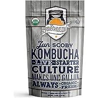 Fermentaholics Junio de Kombucha Starter Pack (Scoby