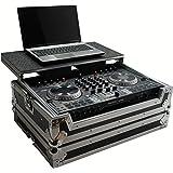Harmony HCNS6IILT Flight Glide Laptop Stand DJ Custom Case Compatible with Numark NS6 II
