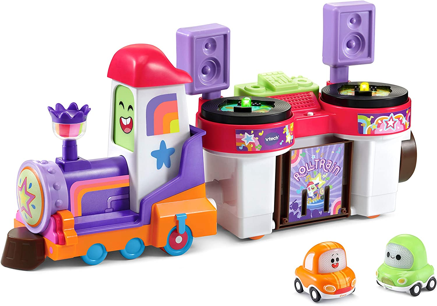 Vtech Toot-Toot Cory Carson-Playzone Freddie /& HALLE Mini Duo véhicules