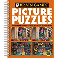 Brain Games Picture Puzzles: How Many Differences Can You Find? No. 5