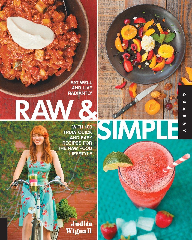 Raw Simple Radiantly Recipes Lifestyle product image