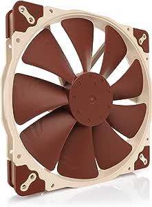 Noctua NF-A20 PWM, Premium Quiet Fan, 4-Pin (200x30mm, Brown)