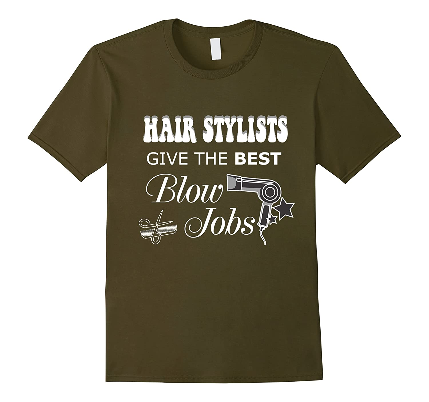 HAIR STYLISTS GIVE THE BEST BLOW JOBS-TD