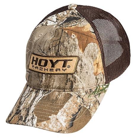 d5fff2ede48 Amazon.com   Hoyt Archery Realtree Edge Cap w Mesh Back   Sports ...