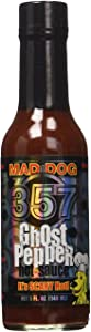 Mad Dog 357 Ghost Pepper Hot Sauce, 5oz