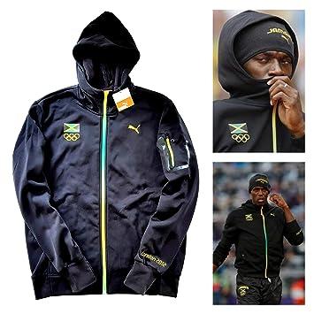 Pro 2012 Complète Olympic Riddim Puma Jamaica Elite Fermeture Éclair v0N8nmwO