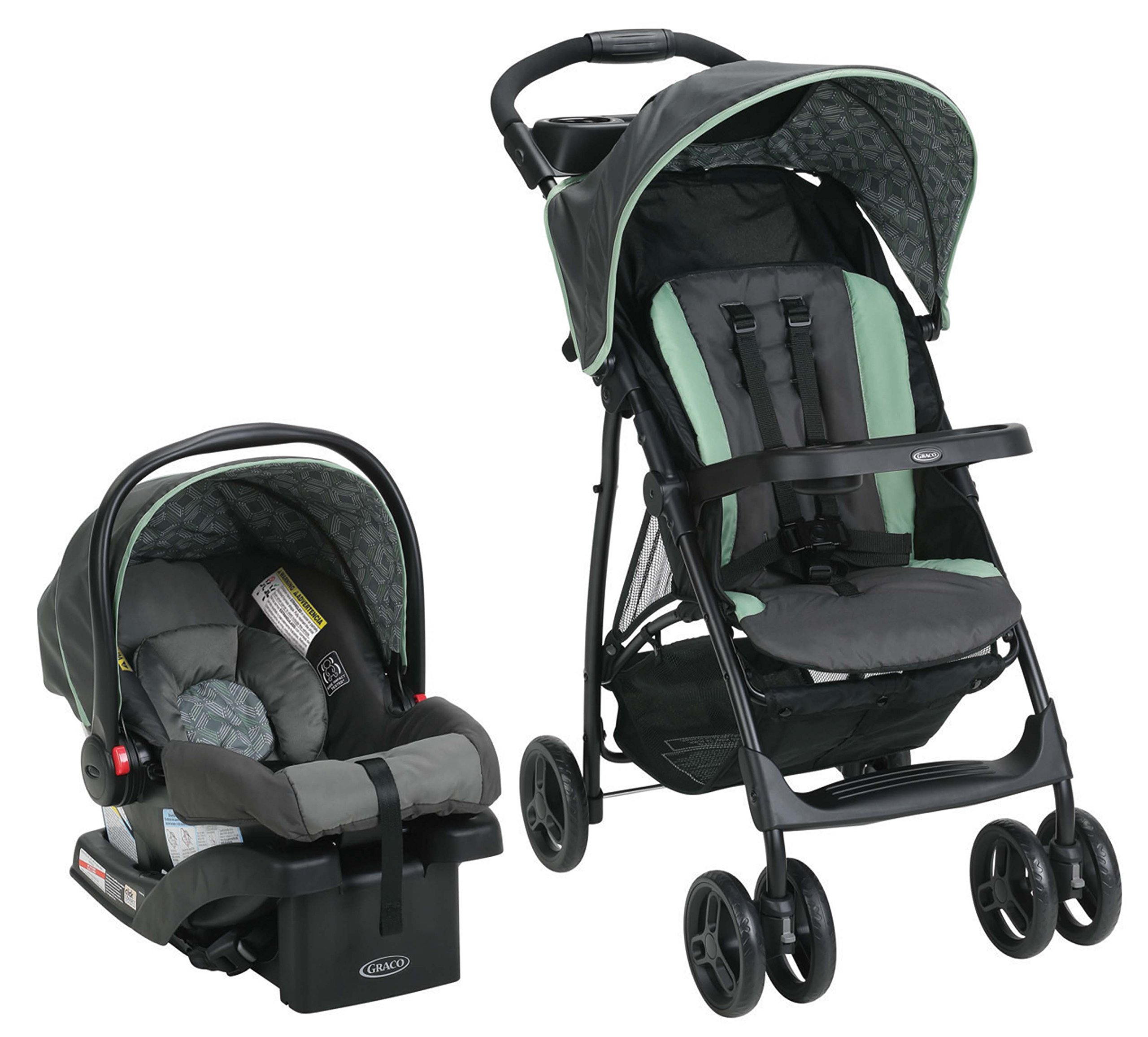 Graco LiteRider LX Travel System, Ames by Graco (Image #3)