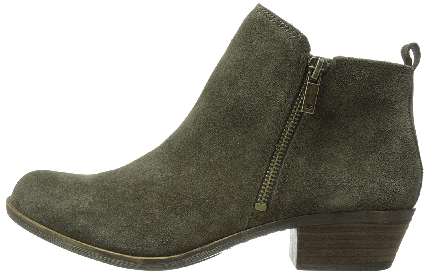 Lucky Brand Women's Basel Boot Olive B00UPG5RE8 10 B(M) US|Italian Olive Boot 887441