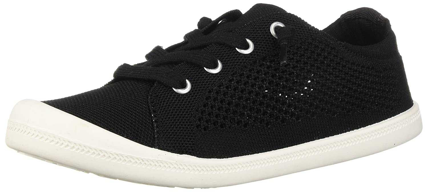 Madden Girl 8 Women's Bailey-k Sneaker B0775BLX7T 8 Girl B(M) US|Black Fabric 4f2a18
