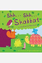 Shh . . . Shh . . . Shabbat Kindle Edition