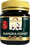Nelson Honey Active miele di Manuka scuro 30+ 250g