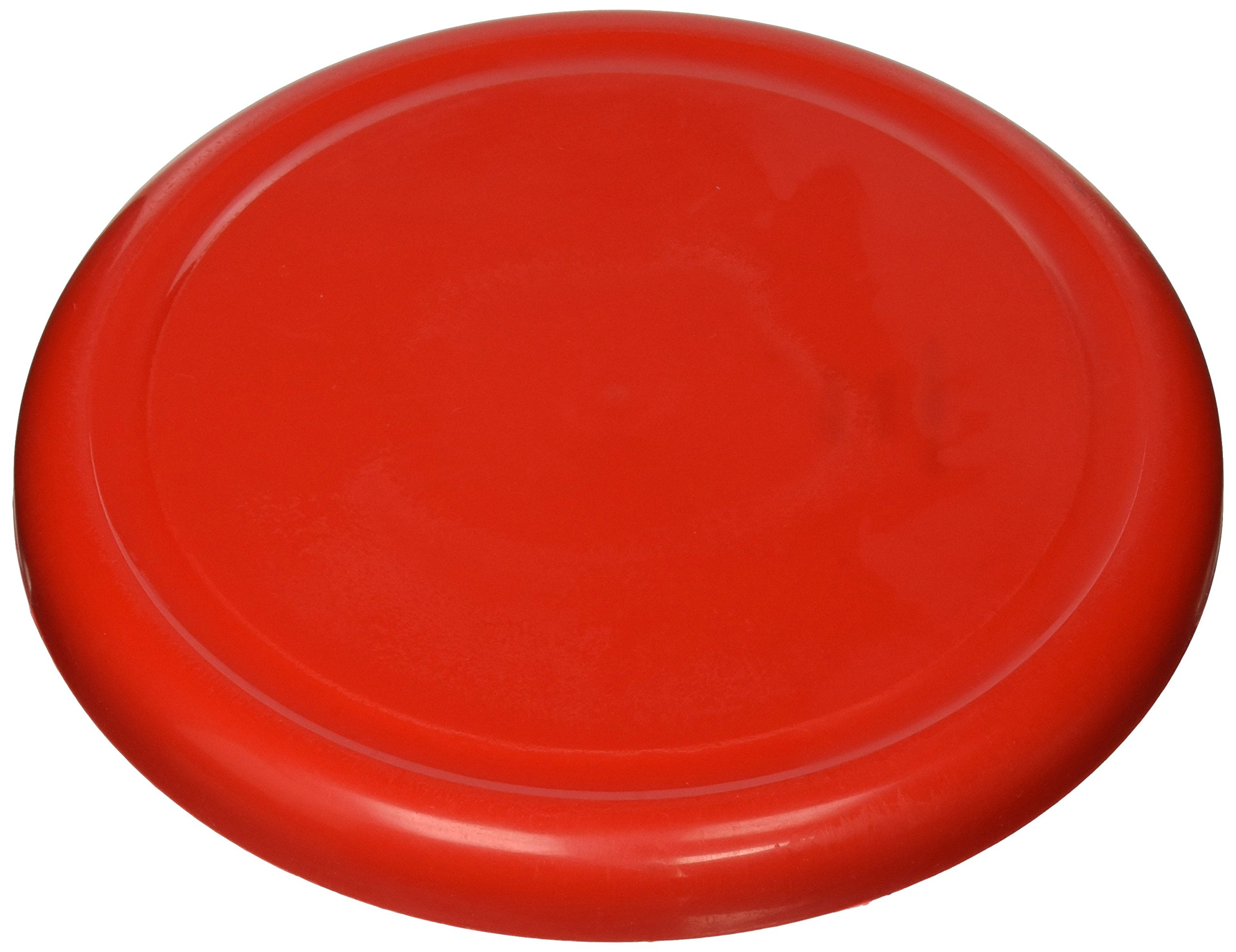 10'' FLYING DISK (Pack of 12) red, white, yellow, blue 3 each