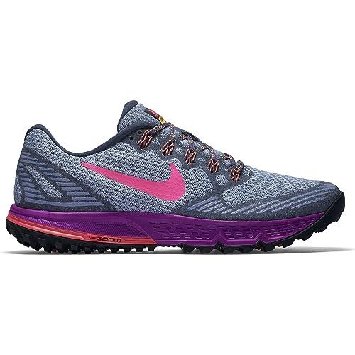 Nike Air Zoom Wildhorse 3 Womens Running Shoe (10.5, Ocean