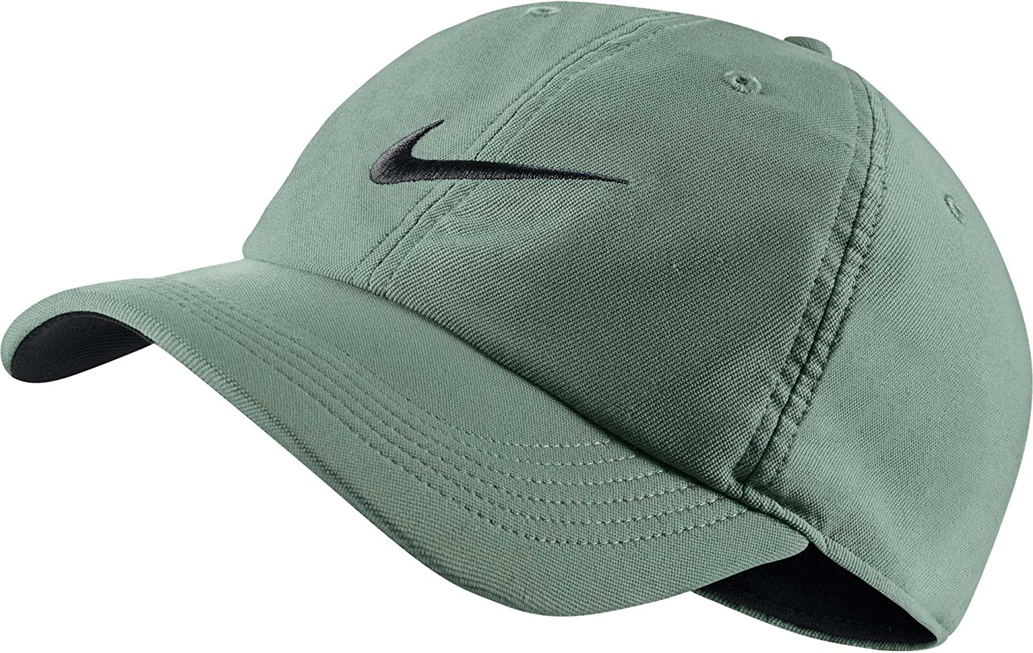 1f1d971f NIKE Men's Twill H86 Adjustable Hat (Clay Green/Black, OneSize)
