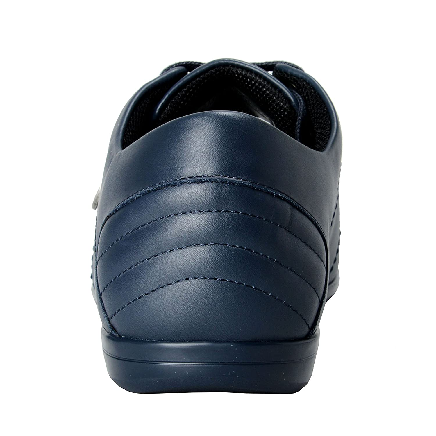 Versace Collection Men's Blue Leather Fashion Sneakers Shoes US 7 IT 40;:  Amazon.ca: Clothing & Accessories