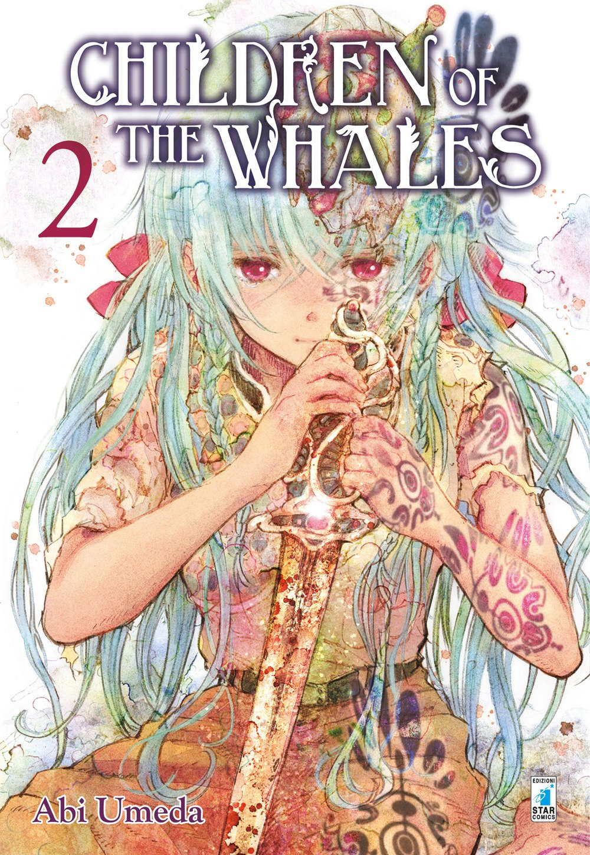 Children of the whales: 2 Copertina flessibile – 22 nov 2017 Abi Umeda M. Franca Star Comics 8822607732