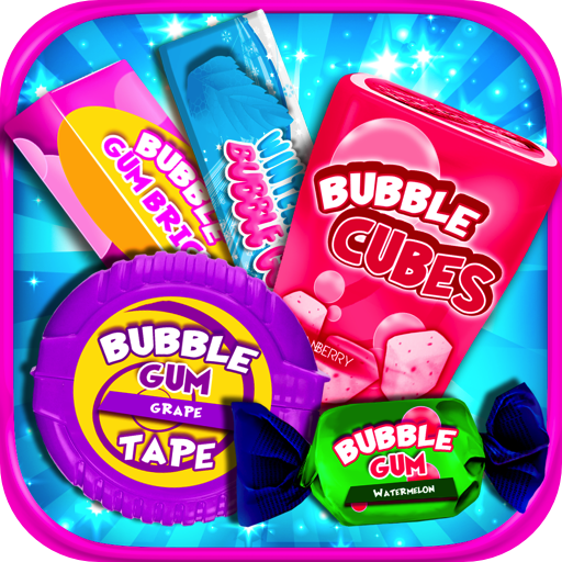 Chewing Gum Maker 2 - Kids Dessert Food Maker Games & Cooking Games FREE