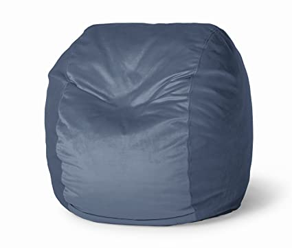 Take Ten Small 30u201d Luxury Bean Bag Chair U2013 Multiple Colors / Seats 1 Child