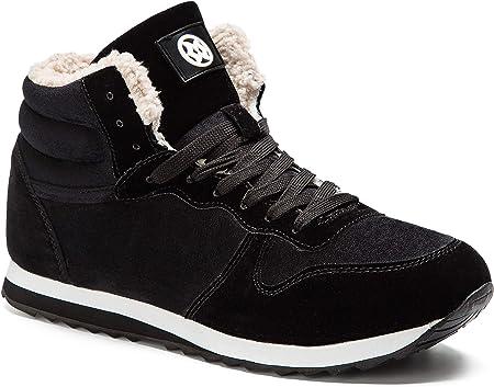 Material exterior: Cuero ♐ Talla CN es el tamaño mencionado en los zapatos,Revestimiento: Sintético,