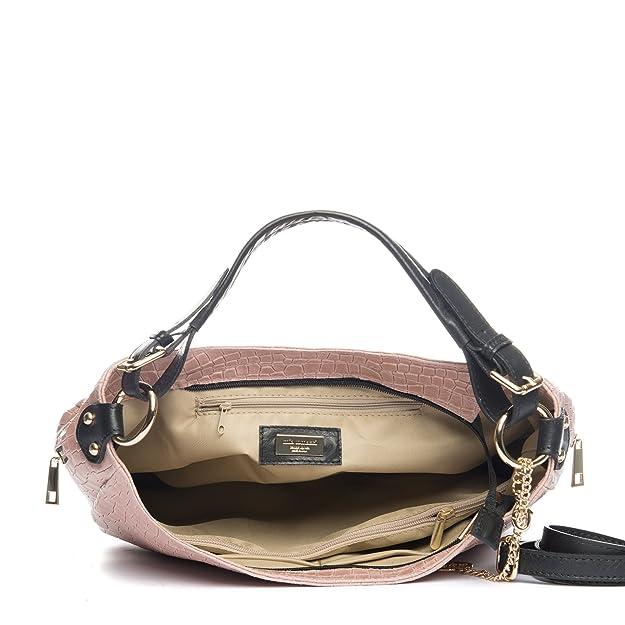 Mia Tomazzi - WB133291-PINK (51) - ACCESSOIRE PETITE MAROQUINERIE - 299EUR  - Produit en Italie  Amazon.fr  Chaussures et Sacs 17f44bc915c