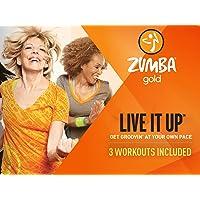 Zumba Gold Live it Up