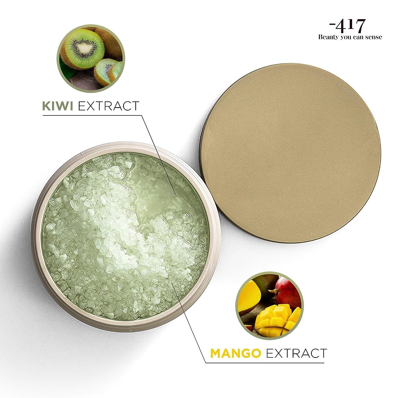 Minus 417 Peeling corporal aromatico - Kiwi y mango 450 ml 15,3 fl. oz: Amazon.es: Belleza