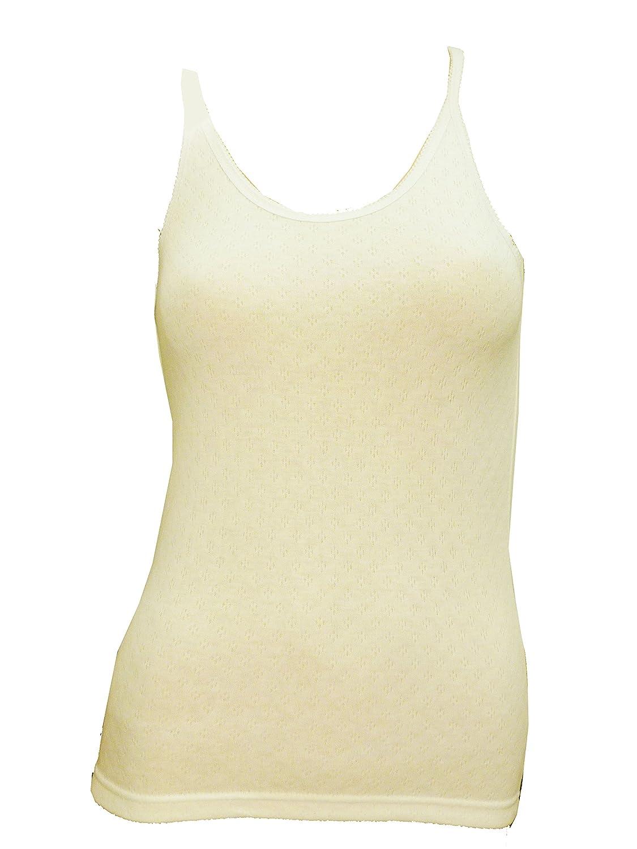 B.U.L ® Ladies Extreme Hot Thermal Underwear Thin Strap Vest Winter, Outdoor Work, Travel, Camping & Ski Wear Size S-XXL