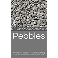 Pebbles: How to use  pebbles  of  critical thinking  to  make better decisions in  your life! (English Edition)