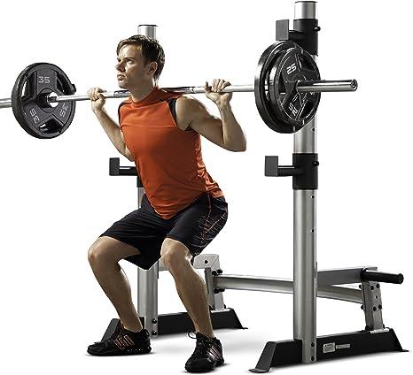 Simplificar ruido poco claro  Amazon.com : adidas Squat Stand : Exercise Equipment : Sports & Outdoors