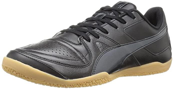 1563c51d7 Amazon.com | PUMA Men's Invicto Made in Japan Soccer Shoe, Black, 7 M US |  Soccer