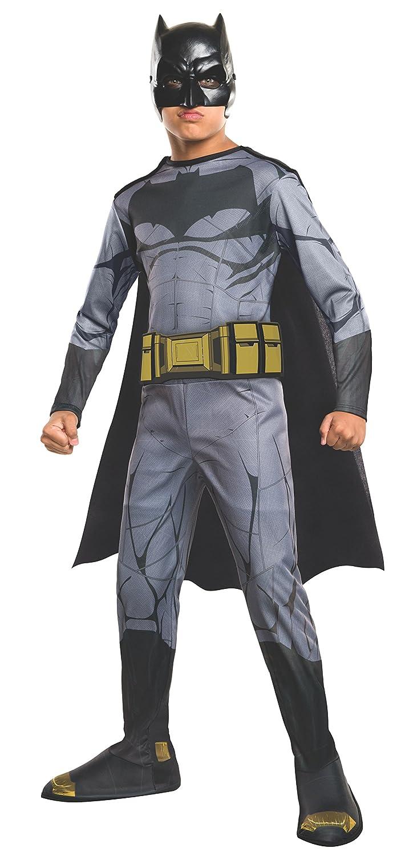 Domestic 620892-M Rubies Costume Batman v Superman Medium Rubies Dawn of Justice Batman Tween Value Costume