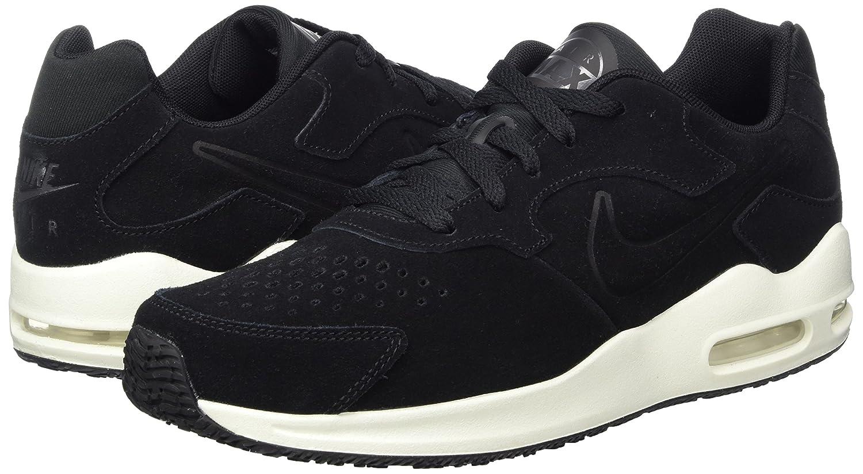 Nike Herren Air Max Guile Premium Freizeitschuhe, Schwarz (BlackBlackSailAnthracite), 45.5 EU