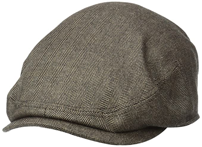 f9bab594107 Stetson Men s Cashmere Blend Ivy Cap with Silk Lining at Amazon ...