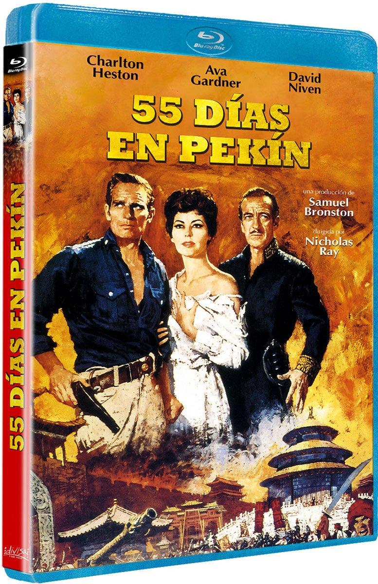 Blu-Ray : 55 Days in Peking ( 1963 )
