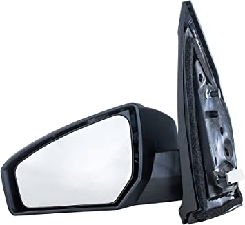 TUPARTS Rear View Mirrors Right Side Towing Mirrors Compatible with 2007 2008 2009 2010 2011 2012 Nissan Sentra with Power Adjustment Non-Folding