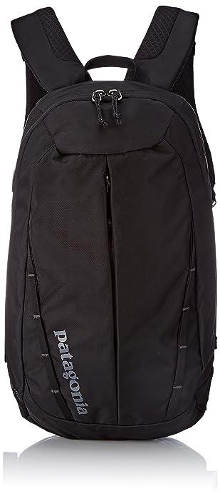 aa87eb1dafc Patagonia Atom Pack 18L, Unisex Adults' Backpack, Black, 36x24x45 cm ...