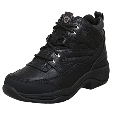 Amazon.com | Ariat Women's Terrain Hiking Boots, Black - 8 B ...