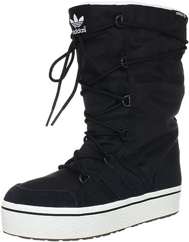 adidas Originals Women s HONEY WINTER W Boots Black Size  5  Amazon ... 25a936c4e9